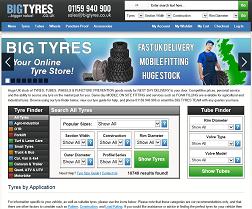 Big Tyres