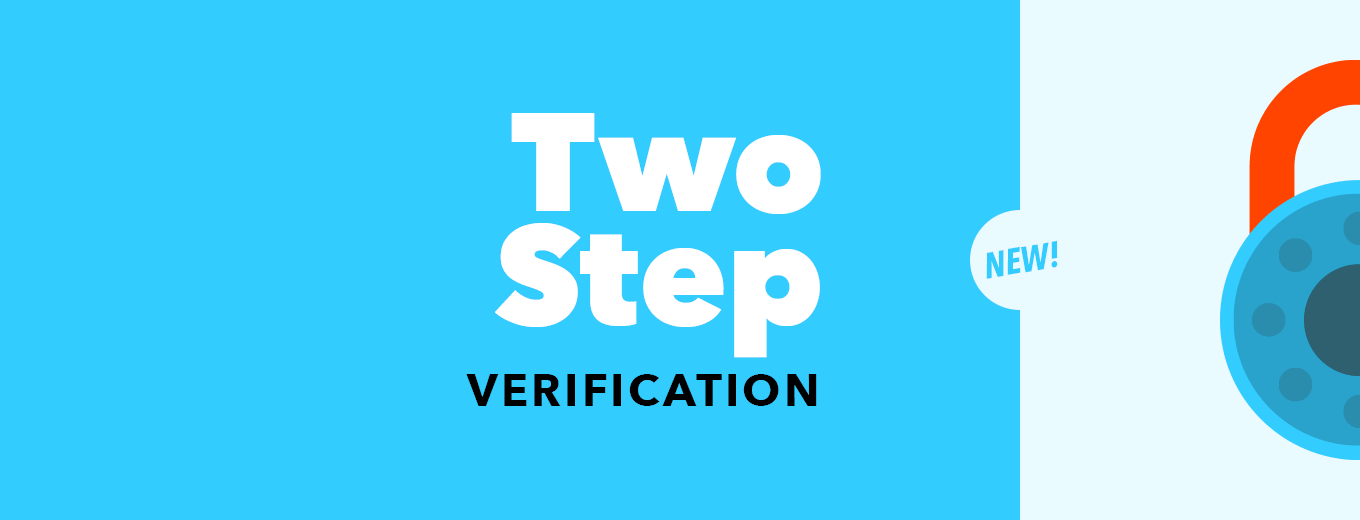 Two-Step Verification is now available