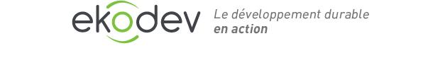 ekodev, le développement durable en action
