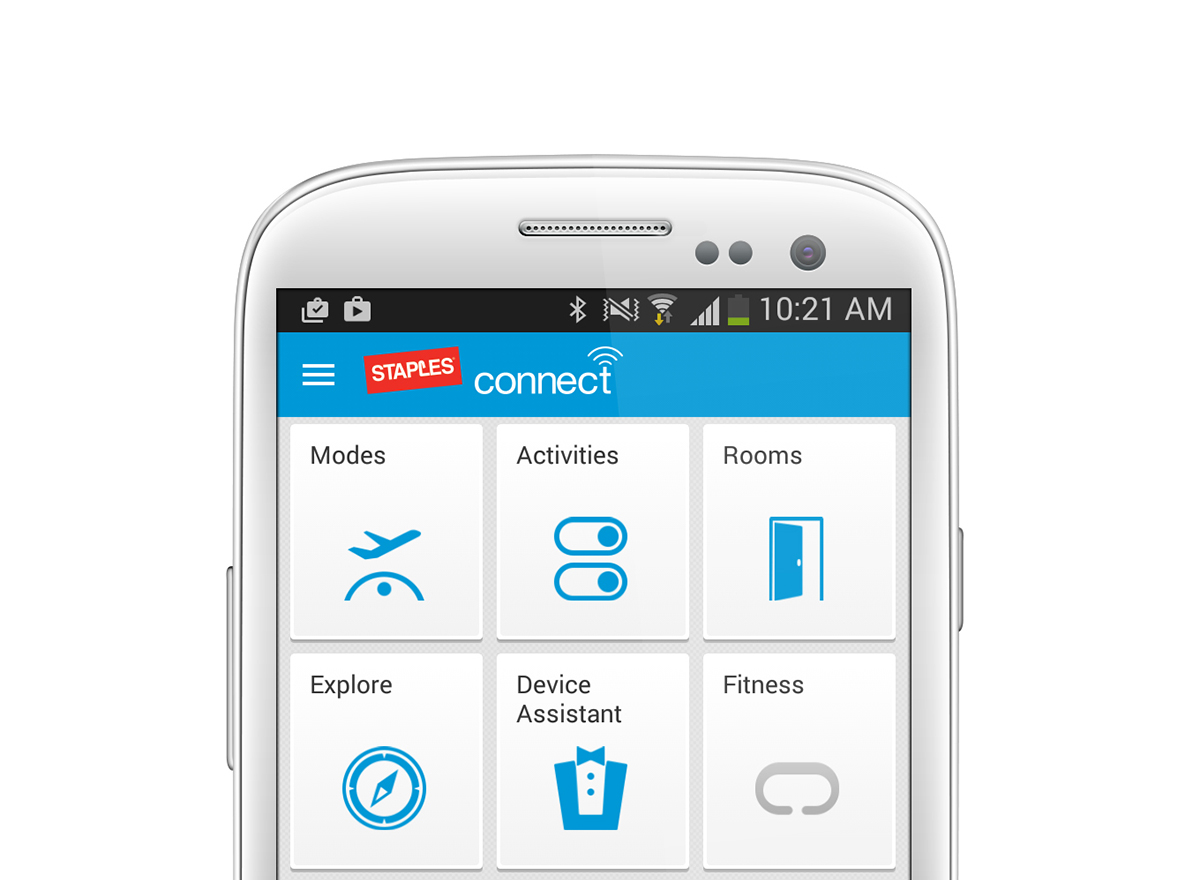 Staples Connect now has Modes
